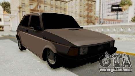 Fiat 147 TR De Picadas for GTA San Andreas