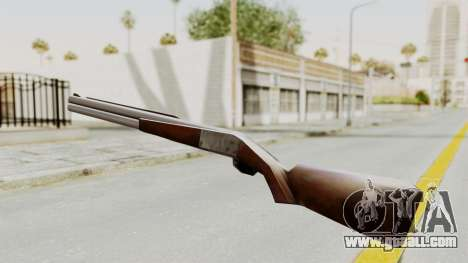 Liberty City Stories Shotgun for GTA San Andreas second screenshot