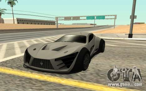 Felino CB7 for GTA San Andreas