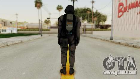 MGSV Phantom Pain Cipher XOF Cyprus for GTA San Andreas third screenshot