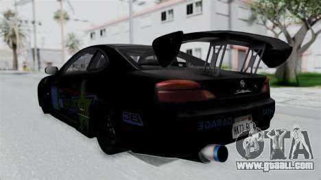 Nissan Silvia S15 RDT for GTA San Andreas left view