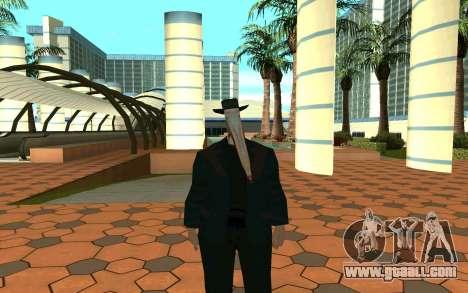 Stork for GTA San Andreas