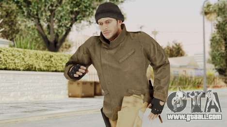 MGSV Phantom Pain CFA Sniper for GTA San Andreas