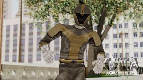 Power Rangers Lightspeed Rescue - Titanium for GTA San Andreas