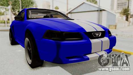 Ford Mustang 1999 Drag for GTA San Andreas