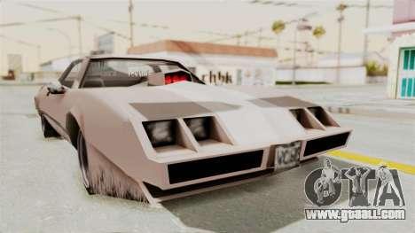 Beta VC Phoenix for GTA San Andreas