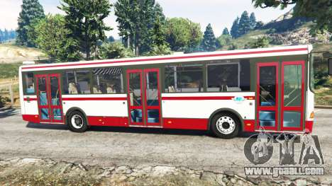 GTA 5 LiAZ-5256.53 left side view