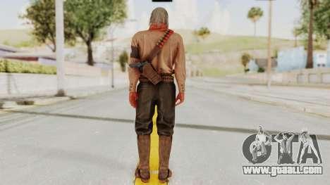 MGSV Phantom Pain Ocelot Mother Base for GTA San Andreas third screenshot