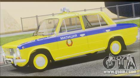 VAZ 2101 for GTA San Andreas interior