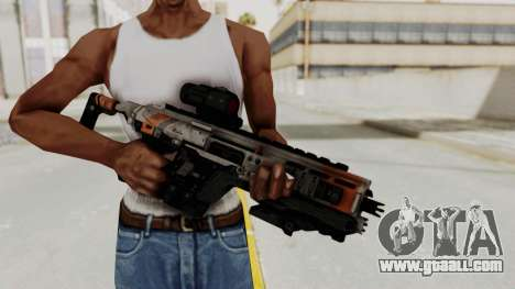 CAR-101 for GTA San Andreas third screenshot