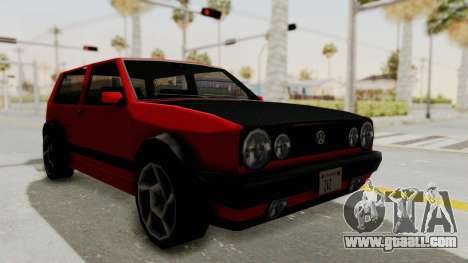 Club GTI for GTA San Andreas