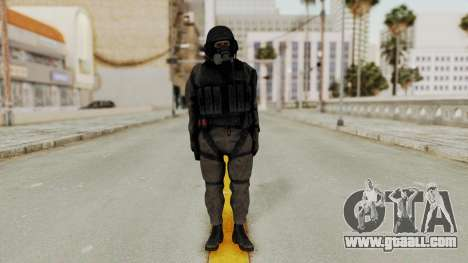 MGSV Phantom Pain Cipher XOF Cyprus for GTA San Andreas second screenshot
