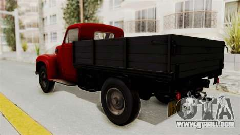 UAZ-300 for GTA San Andreas left view