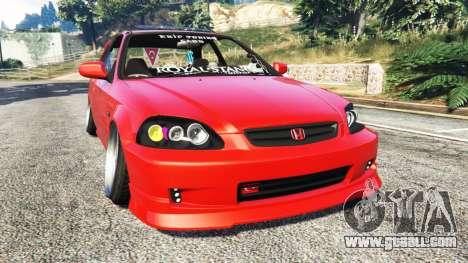Honda Civic for GTA 5