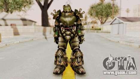 UT2004 The Corrupt - Xan Kriegor for GTA San Andreas second screenshot