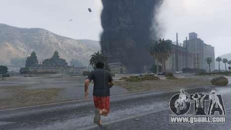 GTA 5 Tornado Script 1.1 fifth screenshot