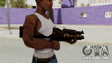 Metal Slug Weapon 1 for GTA San Andreas third screenshot