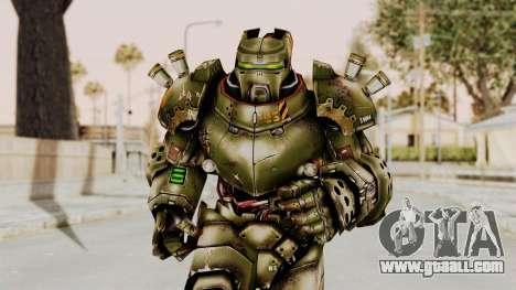 UT2004 The Corrupt - Xan Kriegor for GTA San Andreas