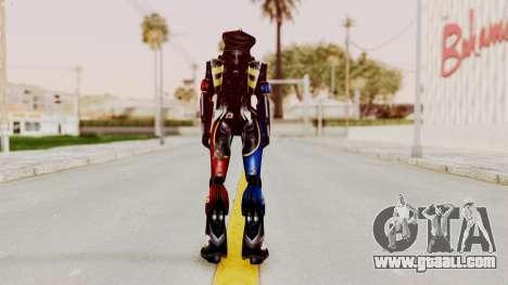 UT2004 The Corrupt - Divisor for GTA San Andreas third screenshot