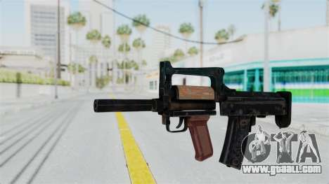 OTs 14 Groza for GTA San Andreas second screenshot