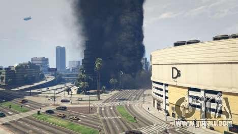 GTA 5 Tornado Script 1.1 seventh screenshot