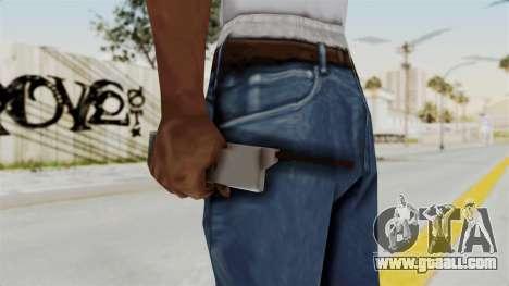 Metal Slug Weapon 7 for GTA San Andreas third screenshot