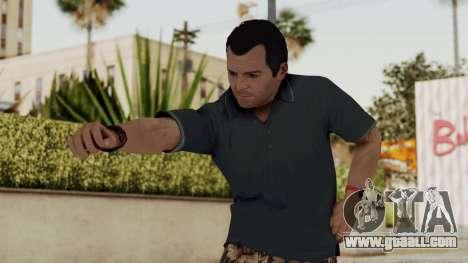 GTA 5 Michael v2 for GTA San Andreas