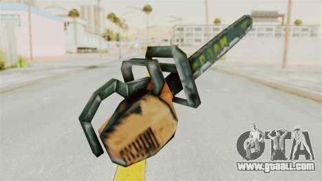 Metal Slug Weapon 8 for GTA San Andreas second screenshot