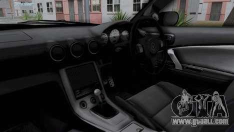 Nissan Silvia S15 RDT for GTA San Andreas inner view