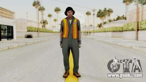 GTA 5 Trevor v1 for GTA San Andreas second screenshot