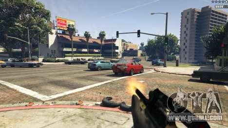 GTA 5 Steyr AUG A1 seventh screenshot