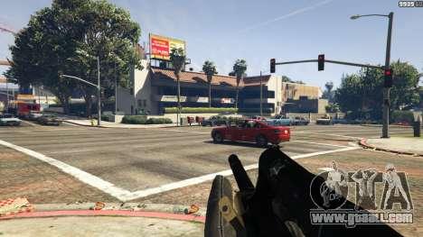 GTA 5 Steyr AUG A1 fifth screenshot
