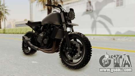 Mad Max Inspiration Bike for GTA San Andreas
