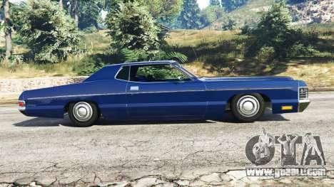 Mercury Monterey 1972 for GTA 5