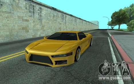 BlueRay's V9 Infernus for GTA San Andreas