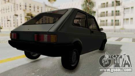 Fiat 147 Vivace for GTA San Andreas left view