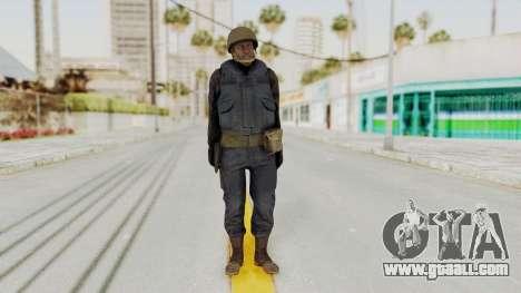 MGSV Phantom Pain RC Soldier Vest v2 for GTA San Andreas second screenshot