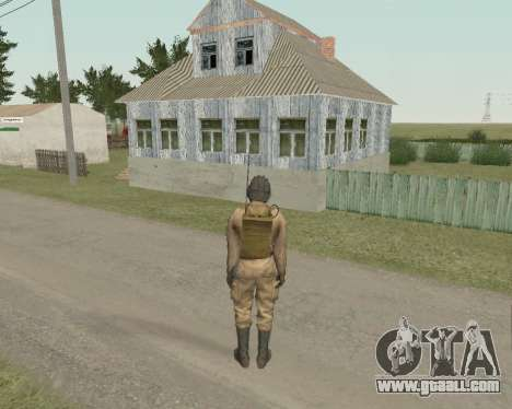 Soviet soldiers for GTA San Andreas third screenshot
