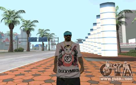 Varios Los Aztecas Gang Member for GTA San Andreas