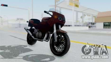 BF-400 Custom for GTA San Andreas