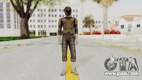 Power Rangers Lightspeed Rescue - Titanium for GTA San Andreas second screenshot