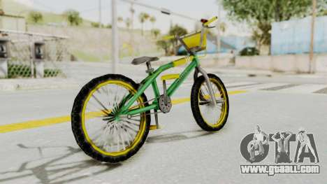 Bully SE - BMX for GTA San Andreas left view