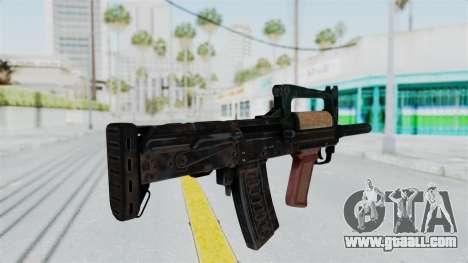 OTs 14 Groza for GTA San Andreas third screenshot