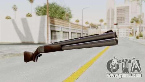 Liberty City Stories Shotgun for GTA San Andreas