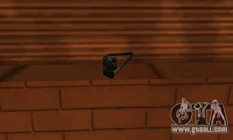 Pneumatic Mangler for GTA San Andreas second screenshot