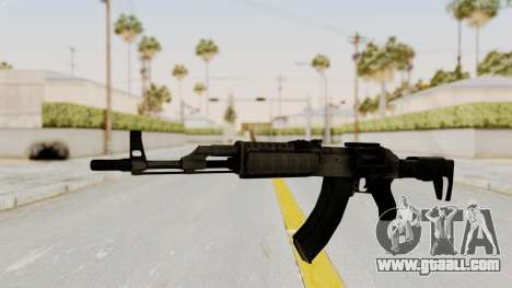 AK-47 Modern for GTA San Andreas second screenshot
