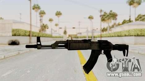 AK-47 Modern for GTA San Andreas second screenshot