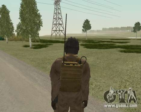 Soviet soldiers for GTA San Andreas forth screenshot