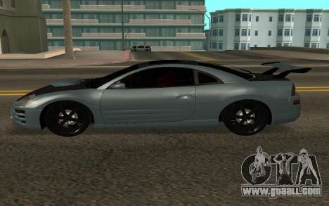 Mitsubishi Eclipse GTS for GTA San Andreas left view