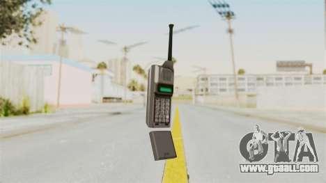 Metal Slug Weapon 7 for GTA San Andreas